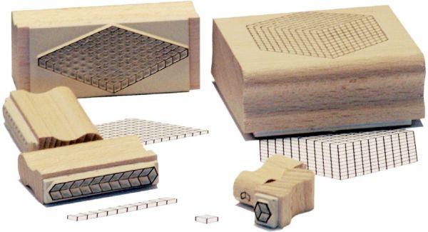 Stempelsatz - Zehnersystem