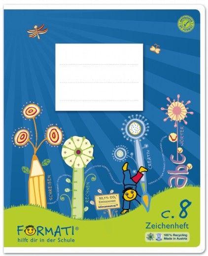 Formati C.8 Heft