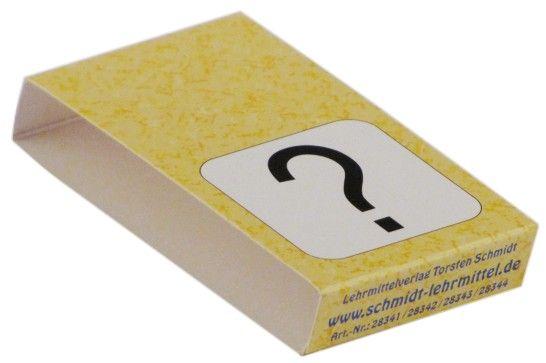 Schüttelbox-Kartonschuber