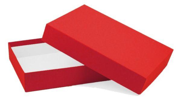Spielebox - A5 rot