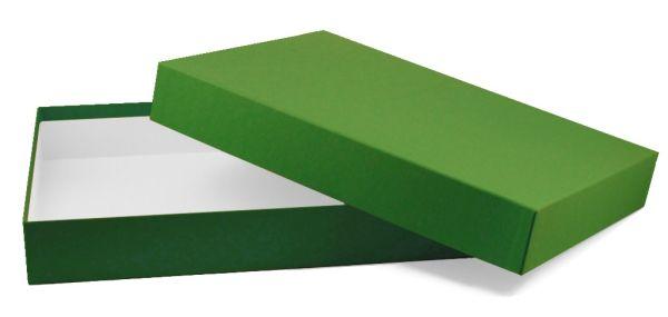 Spielebox - A4 grün
