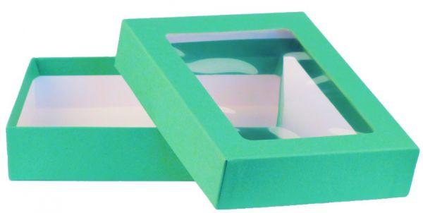Fensterbox - A6 grün