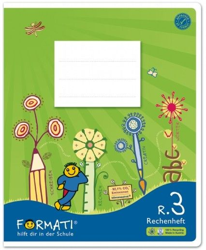 Formati R.3 Heft