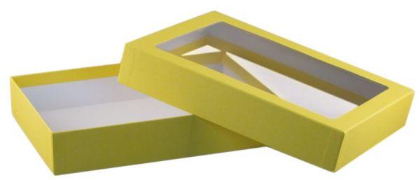 Fensterbox - A5 gelb