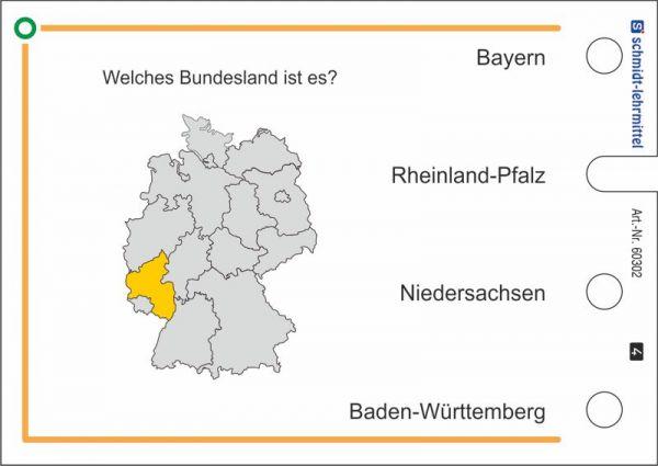 'Deutschland' für den Stöpselkasten