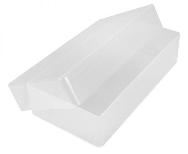 Transparent-Box DIN-lang