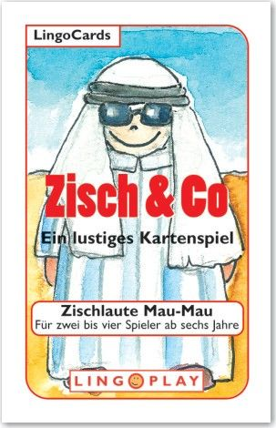 LingoCards - Zisch & Co
