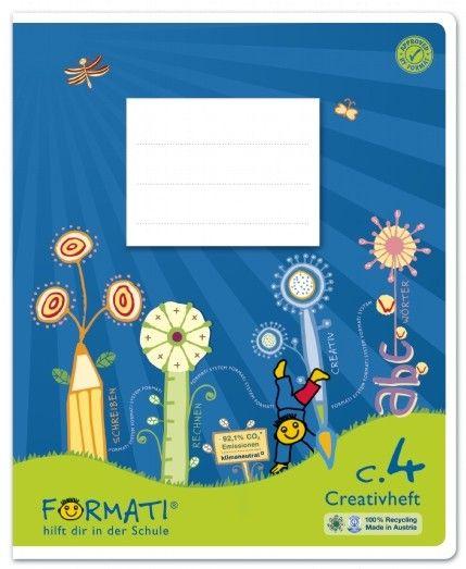 Formati C.4 Heft