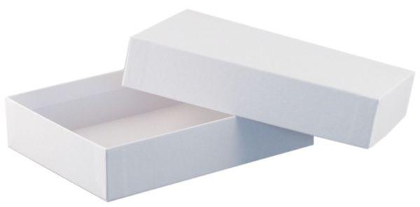 Spielebox - A6 weiß