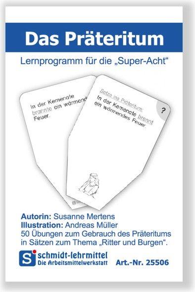 Gebrauch d.Präteritum (Super-8)