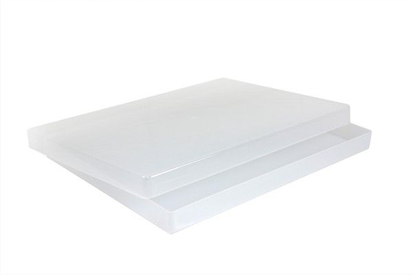 Transparent-Box A5 - flach