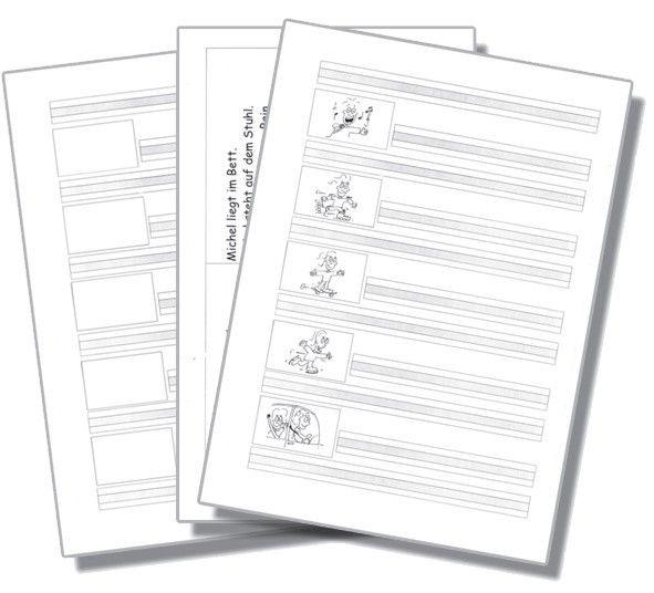 Lies genau - Schau genau (Kopiervorlage) - PDF Download