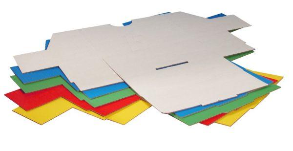 Falt-Karteibox DIN A4/A5 - Sortiment