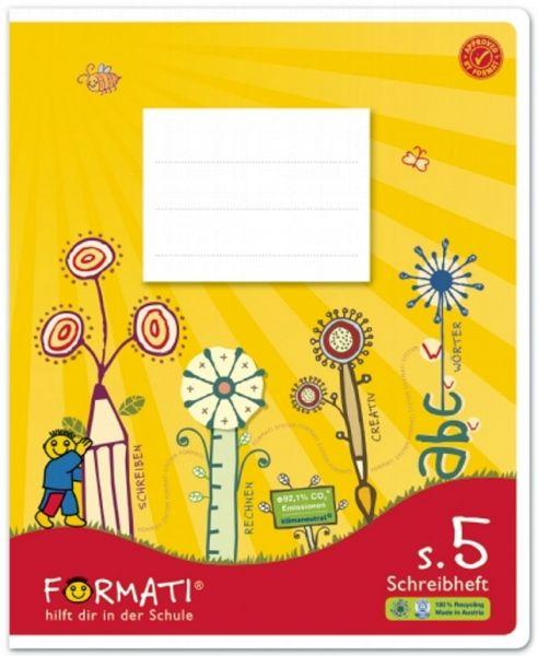 Formati S.5 Heft