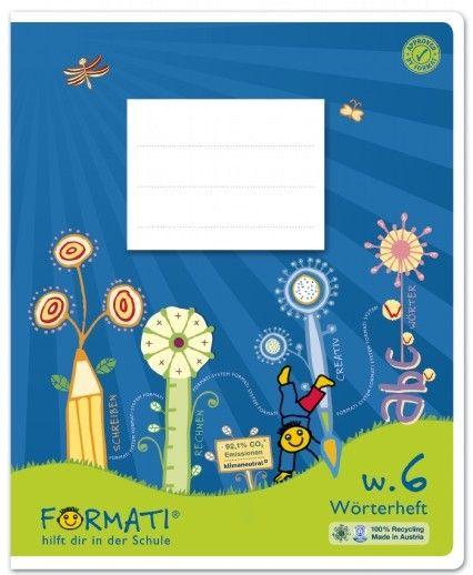 Formati W.6 Heft