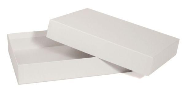 Spielebox - A5 weiß