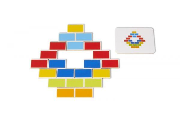 Segmentpuzzle - Dreieck