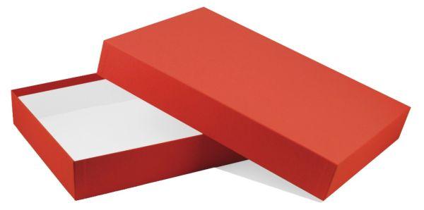 Spielebox - A4 rot