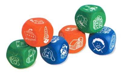 Story Starter Cubes - Bildwürfel
