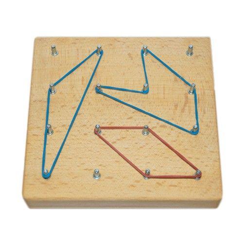 Geobrett 4x4 - Holz