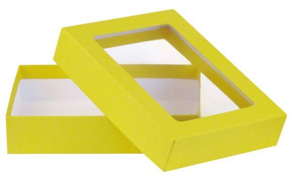 Fensterbox - A6 gelb