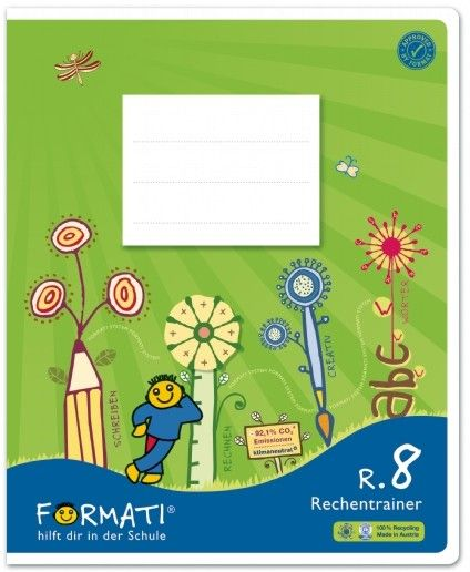 Formati R.8 Rechentrainer