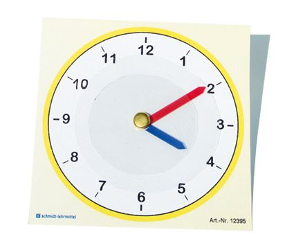 Tagesplanuhren