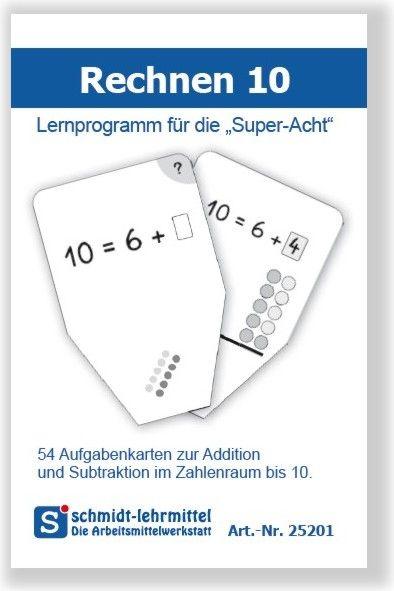 Rechnen 10 (Super-8)