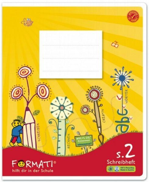 Formati S.2 Heft