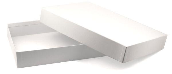 Spielebox - A4 weiß
