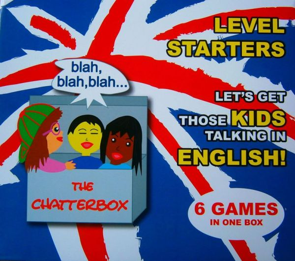 The Chatterbox - Level Starters