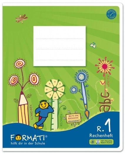 Formati R.1 Heft