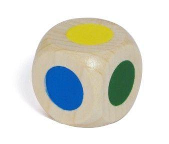 Farbenwürfel 18mm